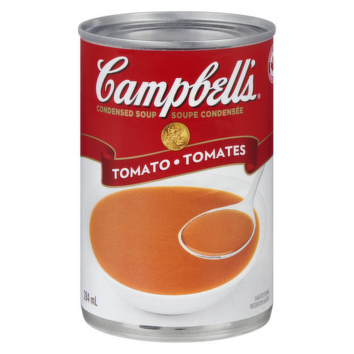 A timeless choice of comfort. Made with tomatoes and the perfect amount of spices, it's ideal on it's own or a base to make your own soup.