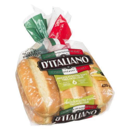 Extra Soft Italian Style.