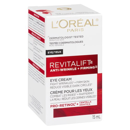 Smoother, Firmer Skin in 4 Weeks. Visible Reduces the Look of Dark Circles. Dermatologist Tested.