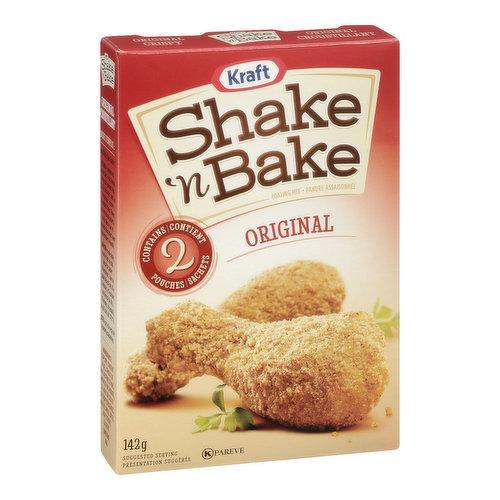Original Shake'n Bake Recipe Chicken Coating Mix.