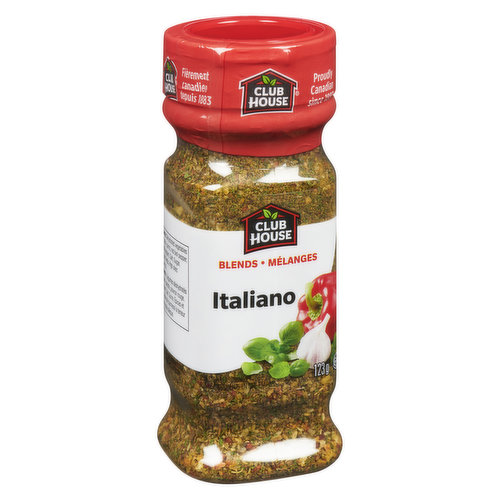 The Perfect Balance of Herbs and Spices to Make your Classic Italian Food.
