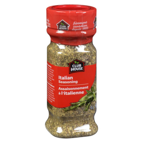 A Robust Blend of Sweet, Aromatic Herbs, Reminiscent of the Italian Countryside.