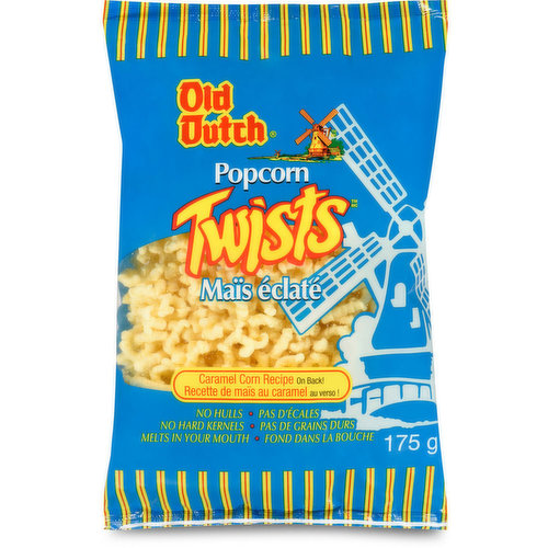No Hulls, No Hard Kernels. Melts in your Mouth. Low in Saturated Fatty Acids. 0 Trans Fat.