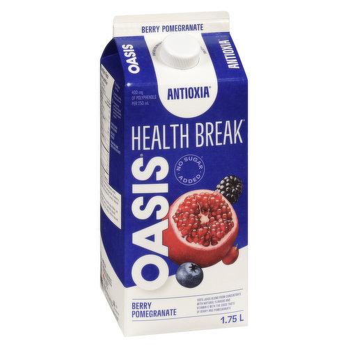 Antioxia, No Sugar AddedExcellent Source of Vitamin C