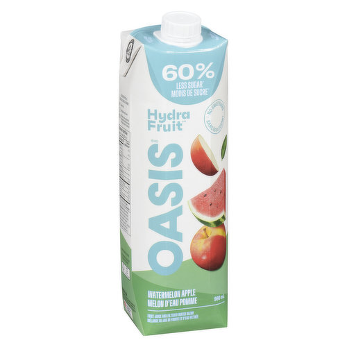 60% Less Calories than Leading Regular Fruit Juice Blend. No Sugar Added or Sweetener Added.