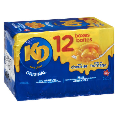We don't always get the parenting part right. Late nights, missed games, having to be in a hundred places at once - it's hard. But getting the mac and cheese part right? That's nothing. Because Kraft Mac & Cheese is made with no artificial flavors, pr