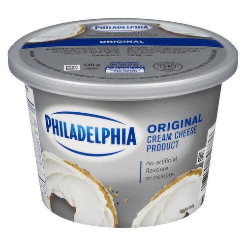 Cream Cheese Product.