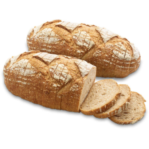 Grains and dough which are made with Certified Organic ingredients.