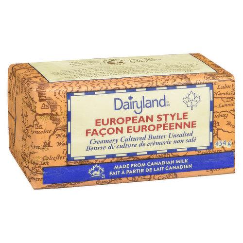 Cultured Creamery Butter