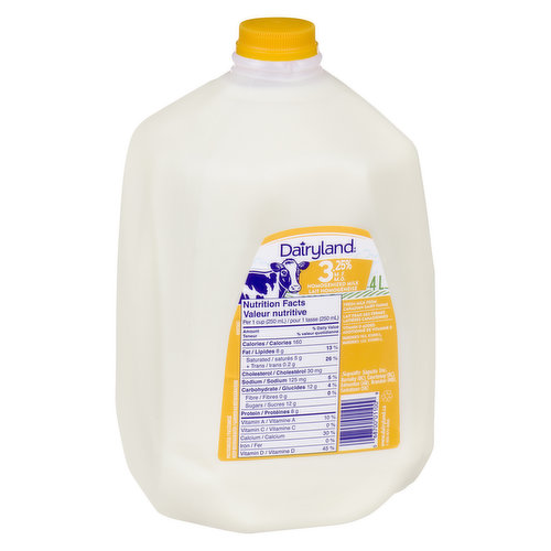4 Litre Jug - Save On Foods Reserves the Right to Limit Quantities