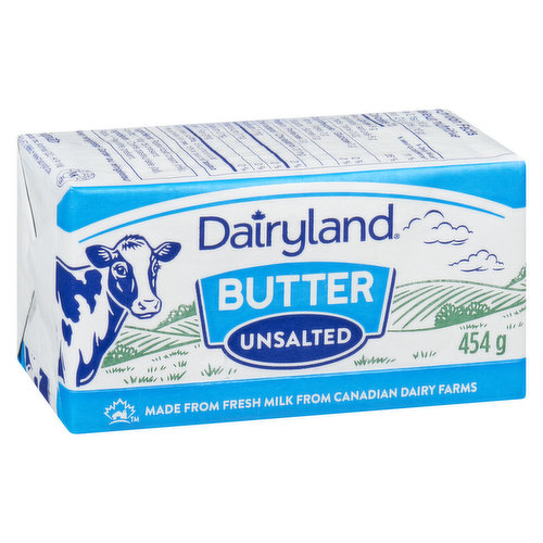 Unsalted Creamery Butter