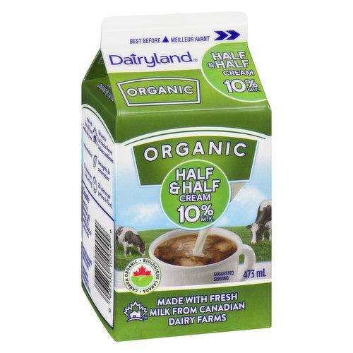 Certified Organic.