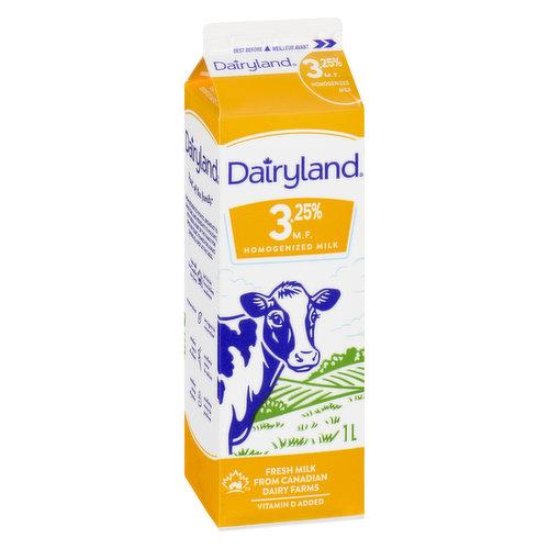Excellent Source of CalciumVitamin D Added