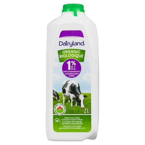 Partly Skimmed Milk. Vitamin A & D Added - Save On Foods Reserves the Right to Limit Quantities