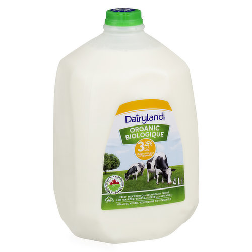 4 Litre Jug. Vitamins A & D Added - Save On Foods Reserves the Right to Limit Quantities