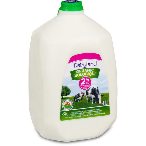 4 Litre Jug. Partly Skimmed Milk. Vitamins A & D Added - Save On Foods Reserves the Right to Limit Quantities