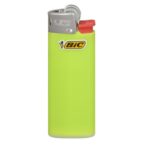 The Bic Lighter is recognized as a worldwide leader in producing a safe, reliable flame for millions of consumers every day.