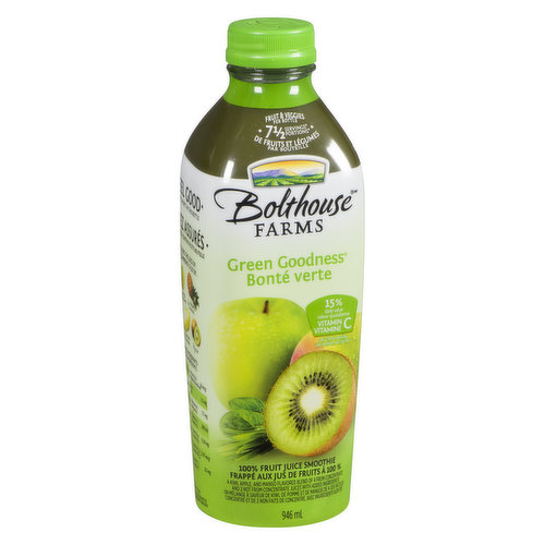 Vitamin A and Mineral to Support Good Health. 7.5 Servings of Fruits & Veggies per Bottle.