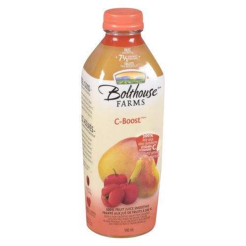 To Support a Healthy Immune System. 7.5 Servings of Fruits per Bottle.