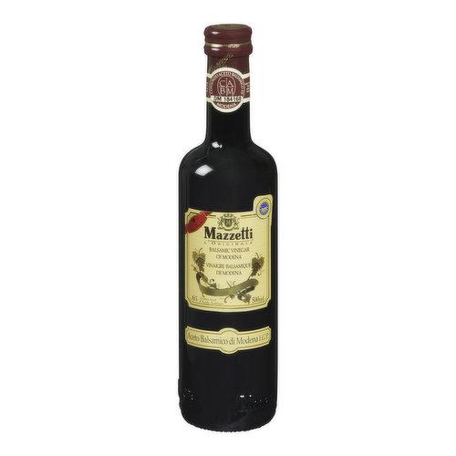 Balsamic Vinegar of Modena.