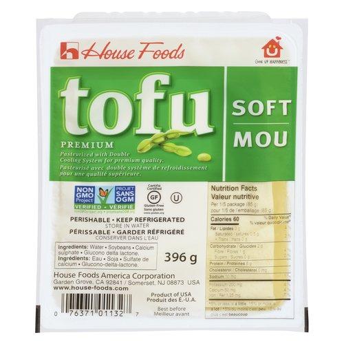 House Japanese Sofy Tofu.