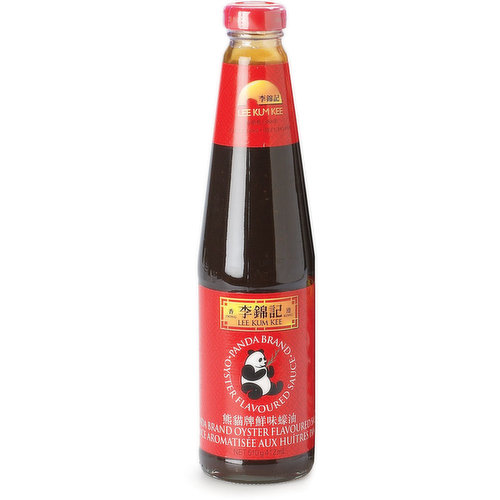 An essential in Chinese cooking. Made from the finest oyster extract, this premium all purpose seasoning sauce enhances the flavor and appearance of any dish.