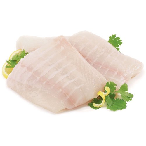 Wild, ocean wise. A mild, sweet tasting fish with white flesh. Pairs well with bolder seasonings.