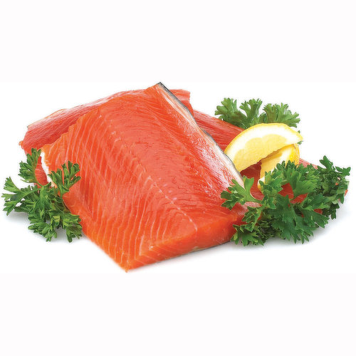 Previously Frozen. Ocean Wise Recommended.Packed form our Seafood Dept.Average Pack of Fillet May Weigh 225g to 1000g. Please indicate in your cart review notes if a prefered size/weight required.