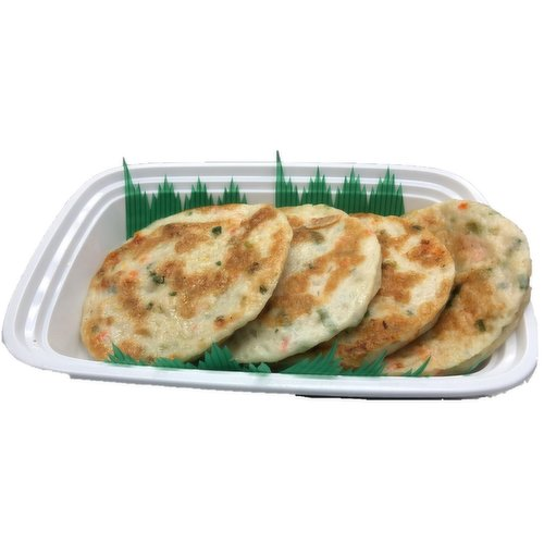 Grill Pork and Lotus Root Patties 4 pieces