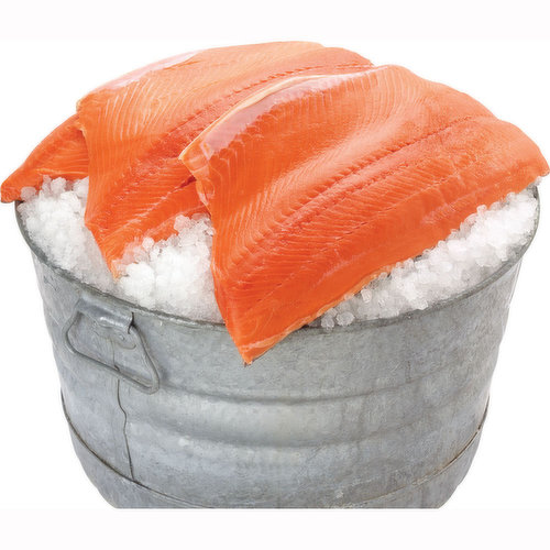 Fresh Packed form our Seafood Dept. Average Pack of Fillet Weights 125 to 200g. For larger sizes ( if available) please indicated in your cart notes to your personal shopper.