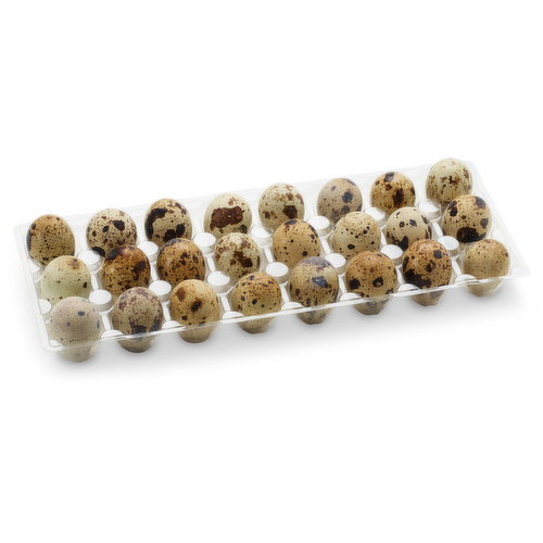 Try quail eggs for all of your cooking needs.