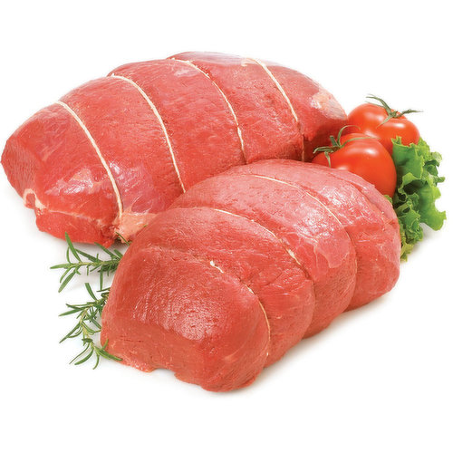 Aged Min 14 Days, Fresh. Cut From AAA Western Canadian. Marbling, fine white flecks of fat throughout lean beef, adds flavour and juiciness. Average Weight May Varyby Size. A Large Avg is 3.2kg.
