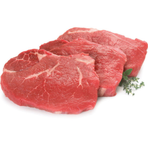 Cut From AAA Western Canadian Beef. Aged Min. 14 Days, Guaranteed Tender, Fresh, Super Warehouse Pack. Grain Fed Beef. Average Weight of Each Package May Vary.