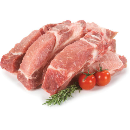 Fresh. Family Pack. Bone In. Vegetable Grain Fed. Average weight may vary for each package.