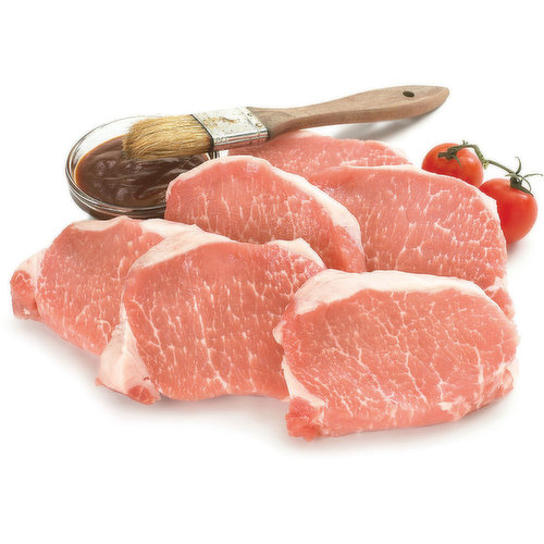 Fresh. Boneless Rib-End. Average weight may vary for each package.