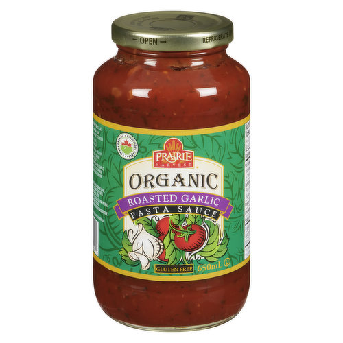 Made from only the finest ingredients. Created, prepared and made with true amore and caring attention. Making great tasting sauces is matched only by the devotion for organic farming. Gluten free and certified organic.