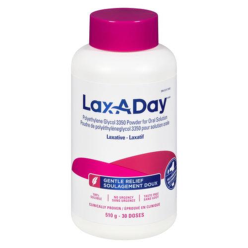 Polyethylene Glycol 3350 Powder for Oral Solution.
