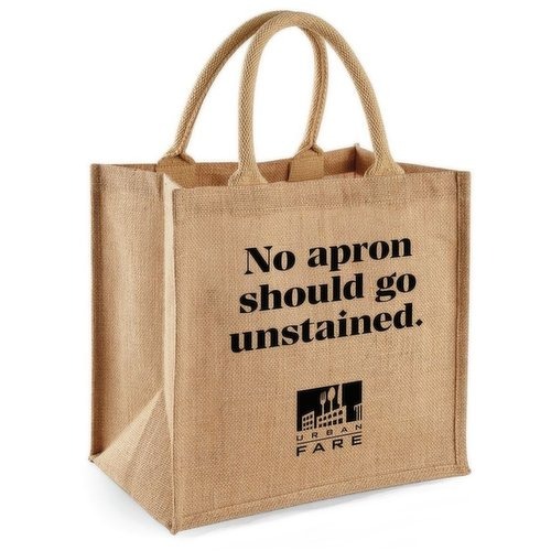 No apron should go unstained.
