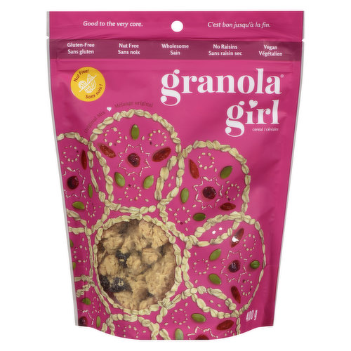 Contains 78% Vegan Organic Ingredients. All Natural. No Raisins.Good to the Very Core.