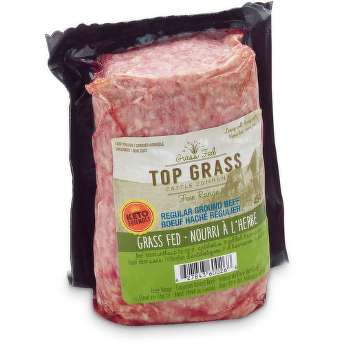 Delicious and juicy regular Ground Beef (Frozen), perfect for burgers, or pasta sauce