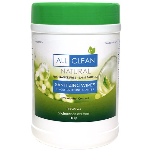 Anti-bacterial cleansing wipes are gentle on sensitive skin & leaves hands feeling soft.Highly saturated, multi-use wipes, effective, natural ingredients.