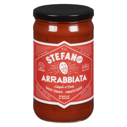 Only the simplest and most authentic ingredients, seasoned with family know-how and a pinch of Montreal's little Italy