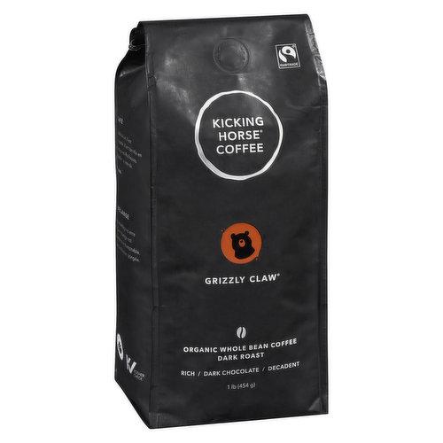 Fair Trade. Organic. Rich, Dark Chocolate, Decadent. Dark Roast.