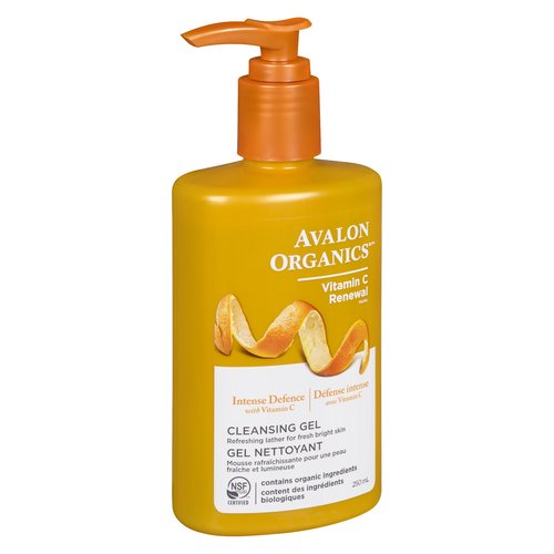 Antioxidant-Intensive Cleanser Lathers Brightens and Provides Photo Aging Defense.