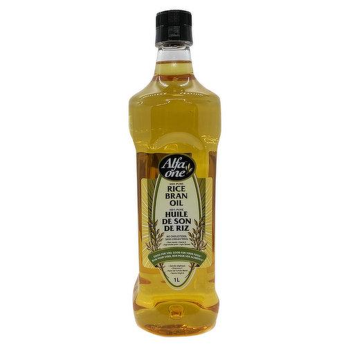 Alfa One Rice Bran Oil 1L
