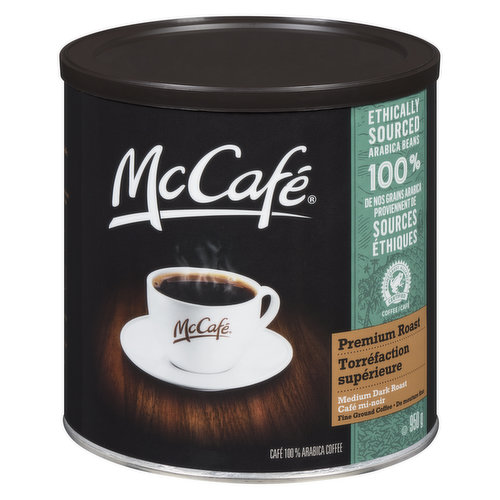 Made with 100% ethically sourced Arabica beans. Expertly roasted for a rich, smooth, & delicious flavor.