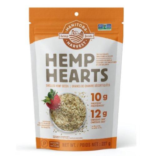 Raw Shelled Hemp Seeds. Protein, Fiber and Omegas. Sprinkle on Salad, Cereal and Yogurt.