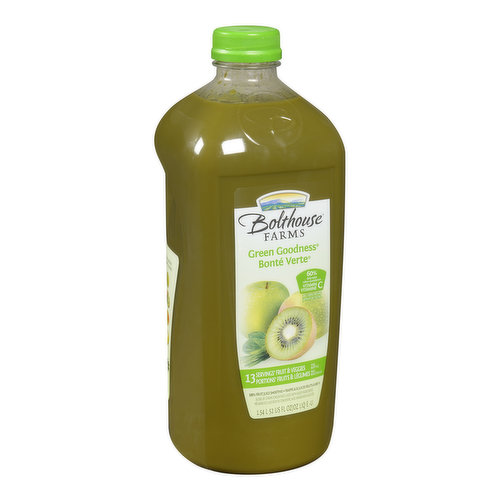 Vitamin And Mineral To Support Good Health. 12 Servings of Fruits & Veggies.