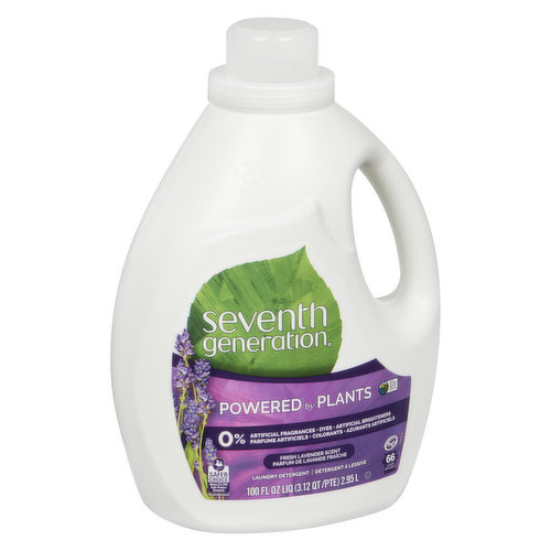 Non Toxic Formula Fights Tough Stains. 66 Loads. For All Machines.