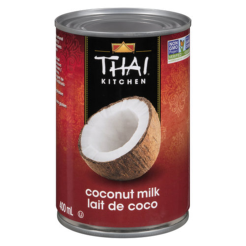 Made from pressed ripe coconut meat. Great in curries, satay sauces, baked or frozen desserts, & drinks. Dairy & gluten free. Non-GMO.